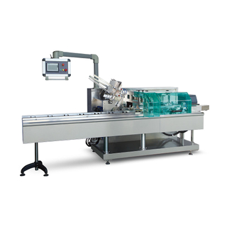 CP120C Automatic Cartoning Machine for Big Size Carton
